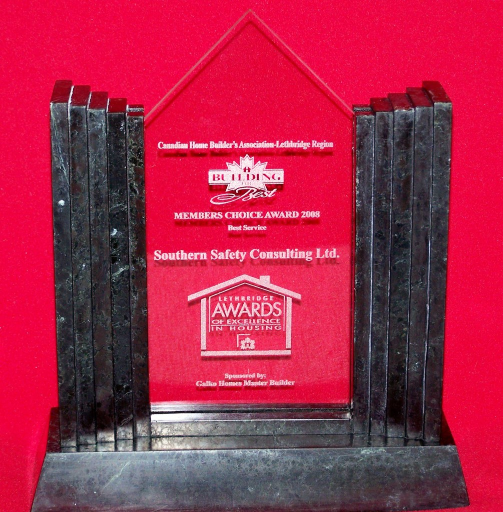 2008-Best-Service-Award-Plaque